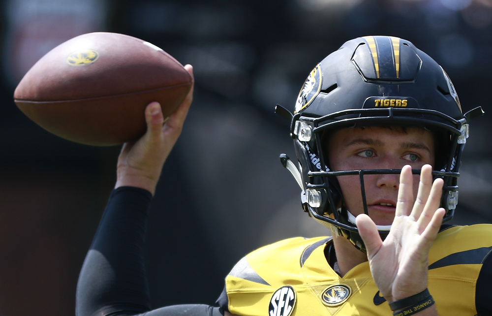 Drew Lock - 2017 Football Roster - University of Missouri