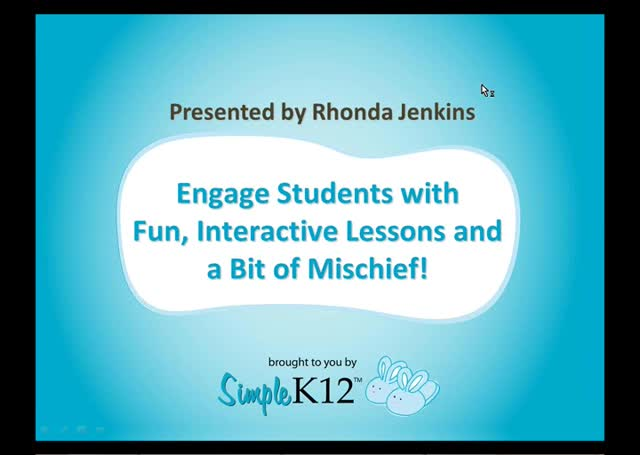 Engage Students with Fun, Interactive Lessons and a Bit of Mischief
