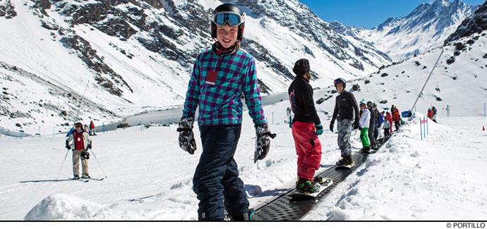 Ski Portillo Chile Portillo Vacation Packages