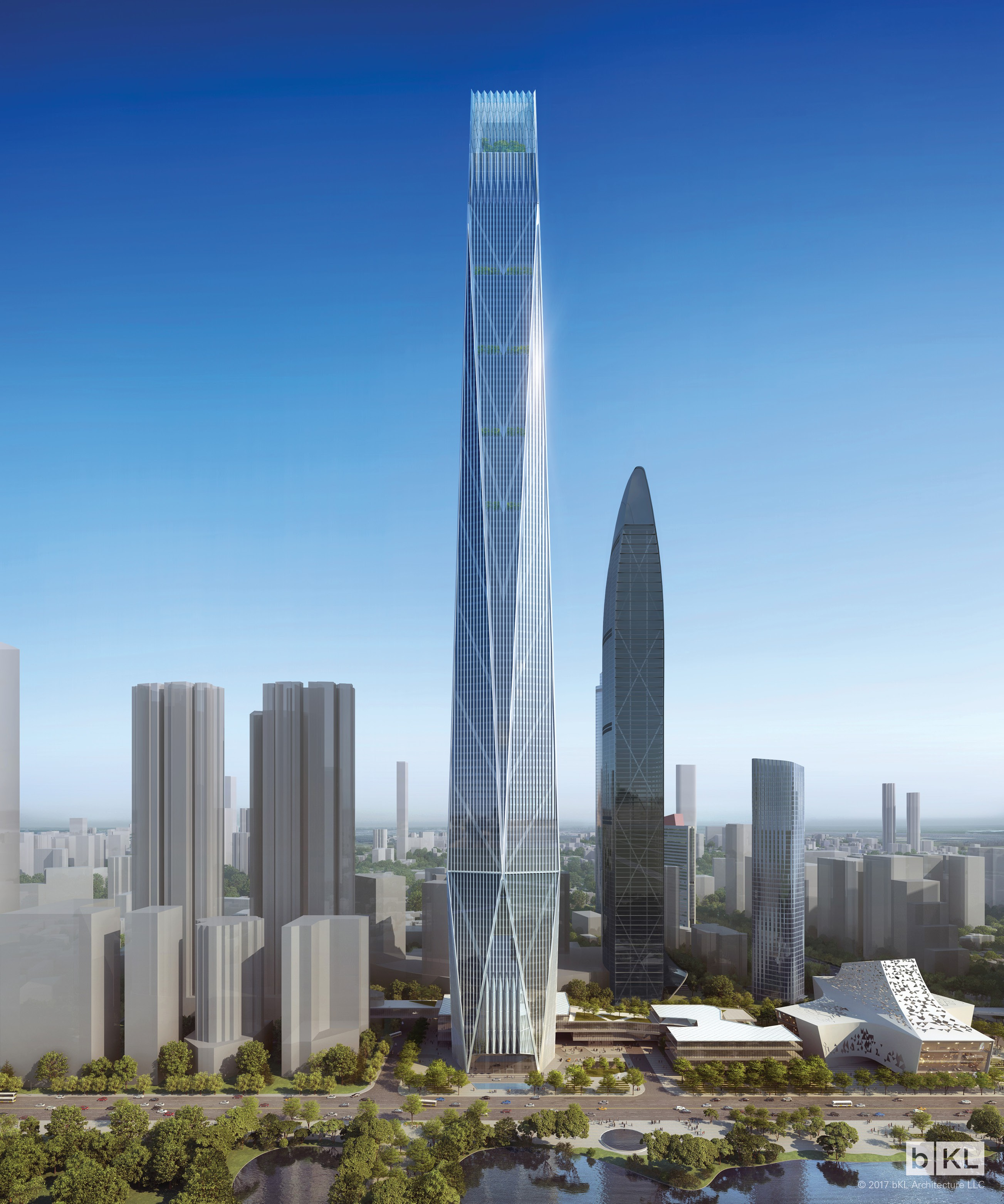 Vauxhall Partners List Of Companies Shenzhen Tower The Skyscraper Center