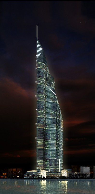 Dubai Towers Doha - The Skyscraper Center