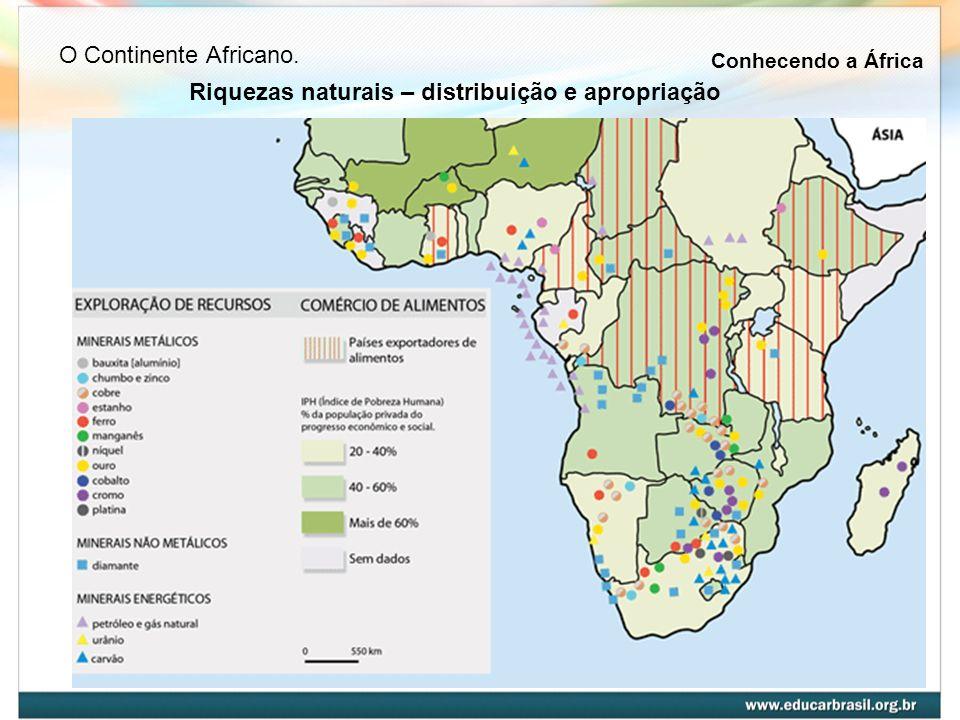 Economia da África - Geografia - InfoEscola