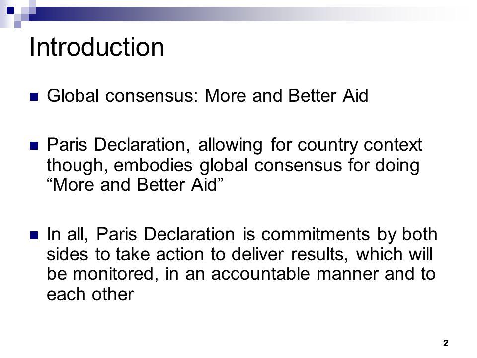 1 Mutual Accountability in Cambodia What has been done so far? Heng