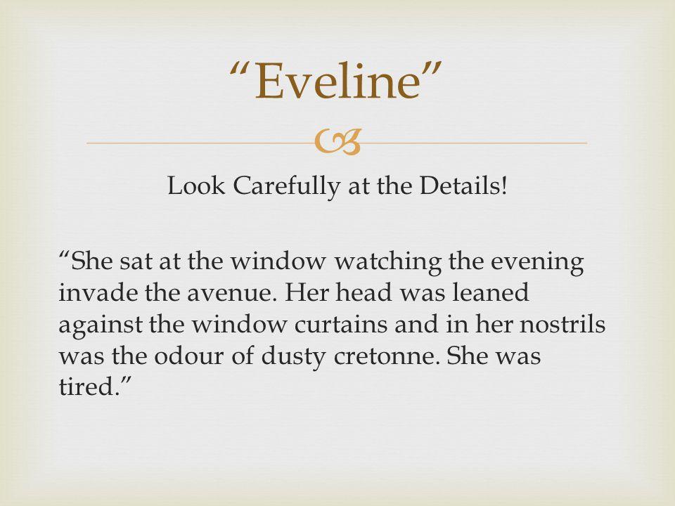 Eveline james joyce essay