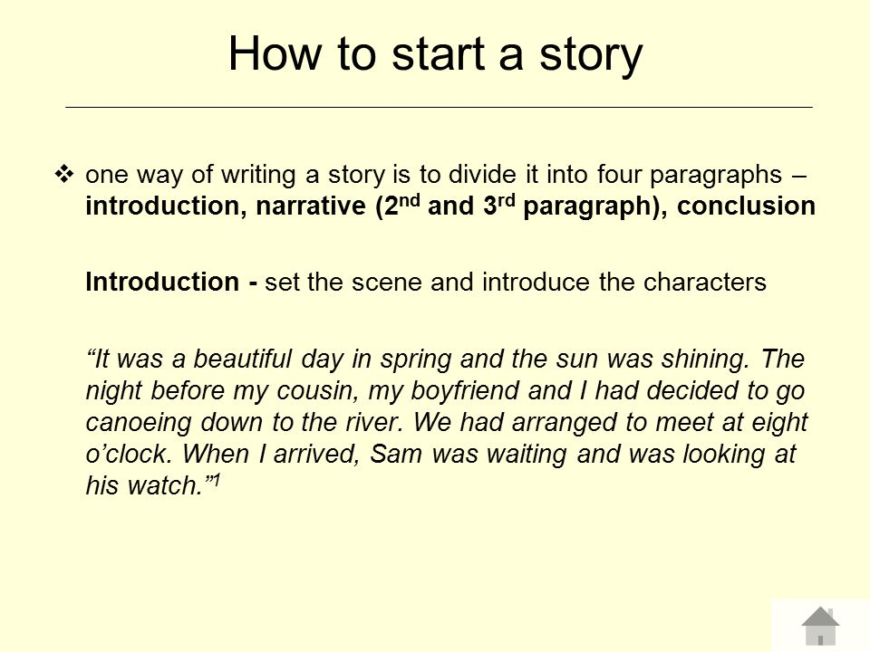 how to start a narrative essay the best way to write a narrative