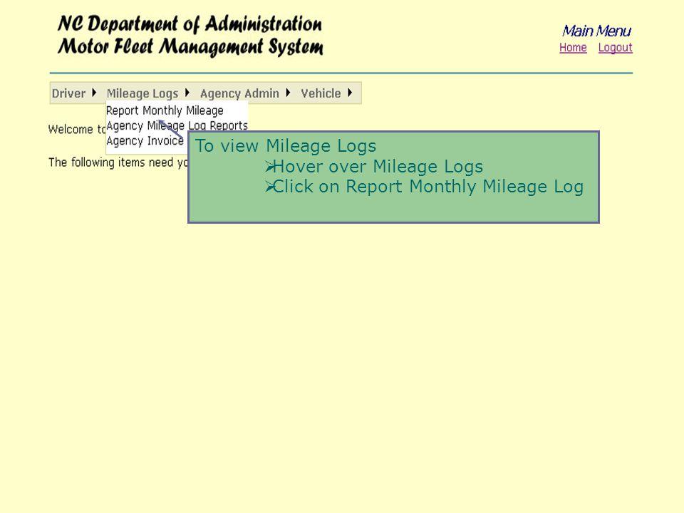 electronic mileage log - Mavij-plus