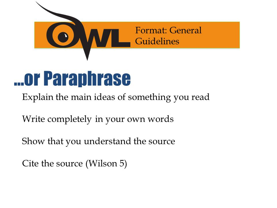 MLA 7th Edition Formatting and Style Guide Purdue OWL Staff Brought