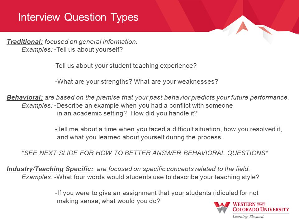Interviewing Skills for K-12 Educators Prior to Your Interview