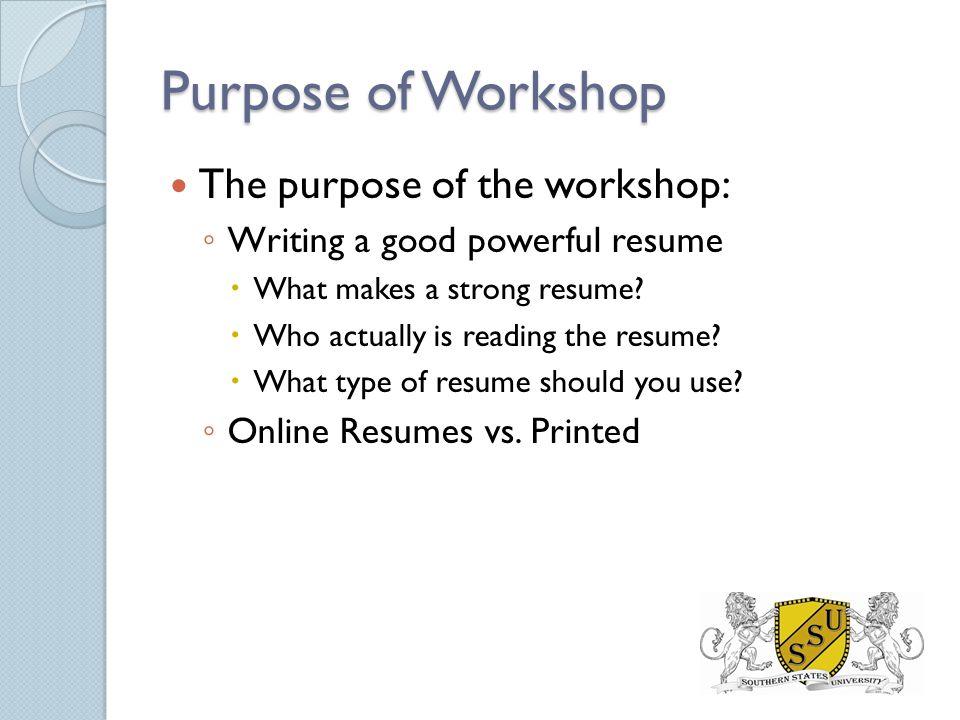 resume made easy
