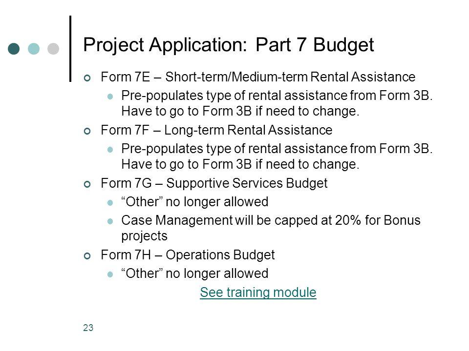 2012 COC Program HUD NOFA Presentation November 30, ppt download - rental assistance form