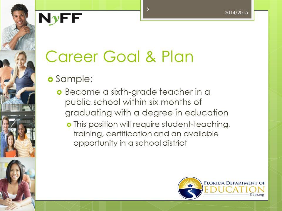 career plan example - Ukranagdiffusion