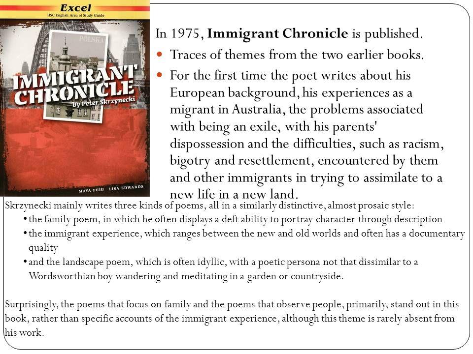 Persuasive essay on immigration