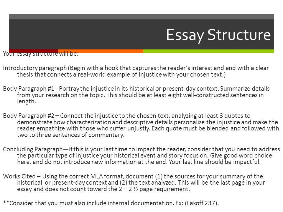 Code of ethics essay - El mito de Gea