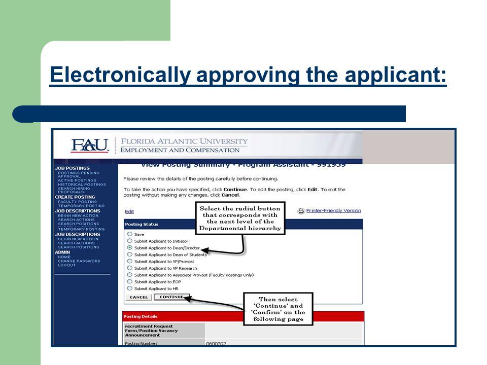 Recruitment Request Form akumal