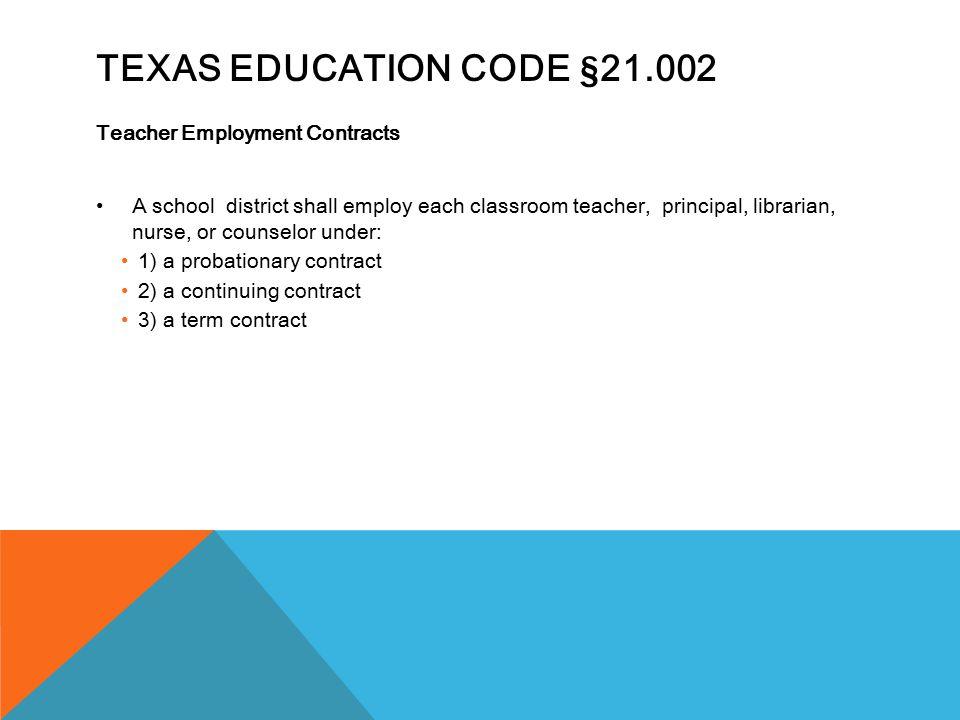 TYPES OF EMPLOYMENT ARRANGEMENTS PART 1 OF LAWS TEACHERS SHOULD KNOW