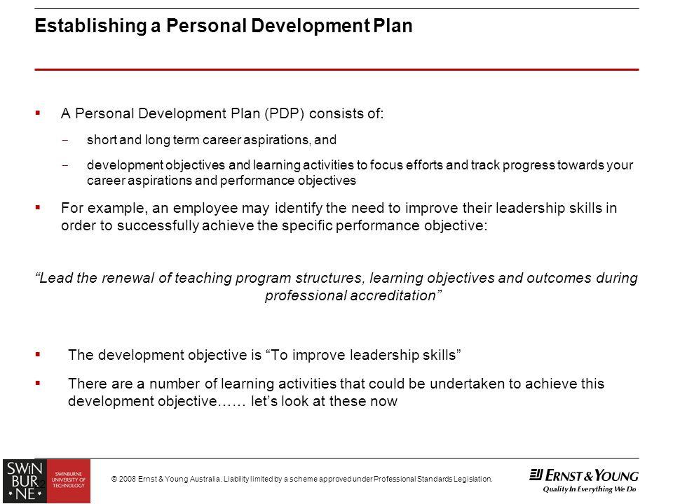 Module 1 \u2013 \u201cEstablish Performance Plan\u201d for Academic Supervisors