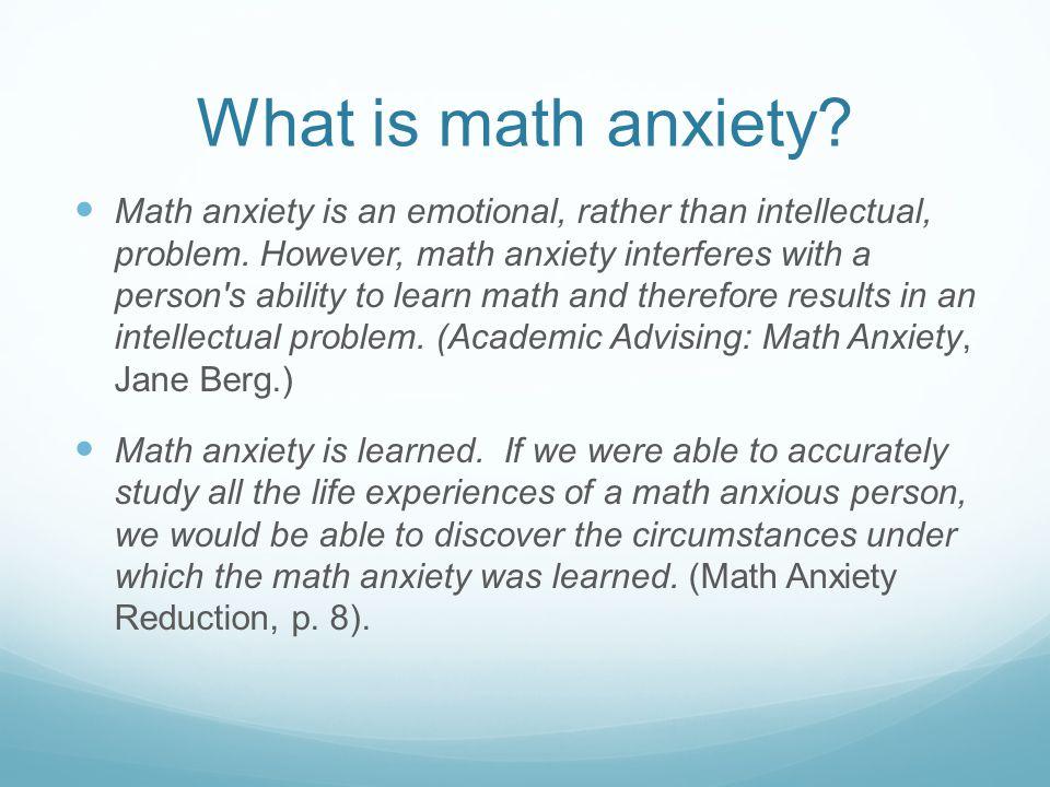 Math anxiety essays Homework Academic Writing Service bnpaperkzje