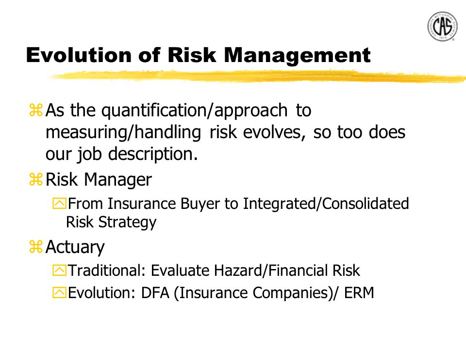 Buyer Job Description | Understanding The Enterprise Risk Management Process Casualtybuyer