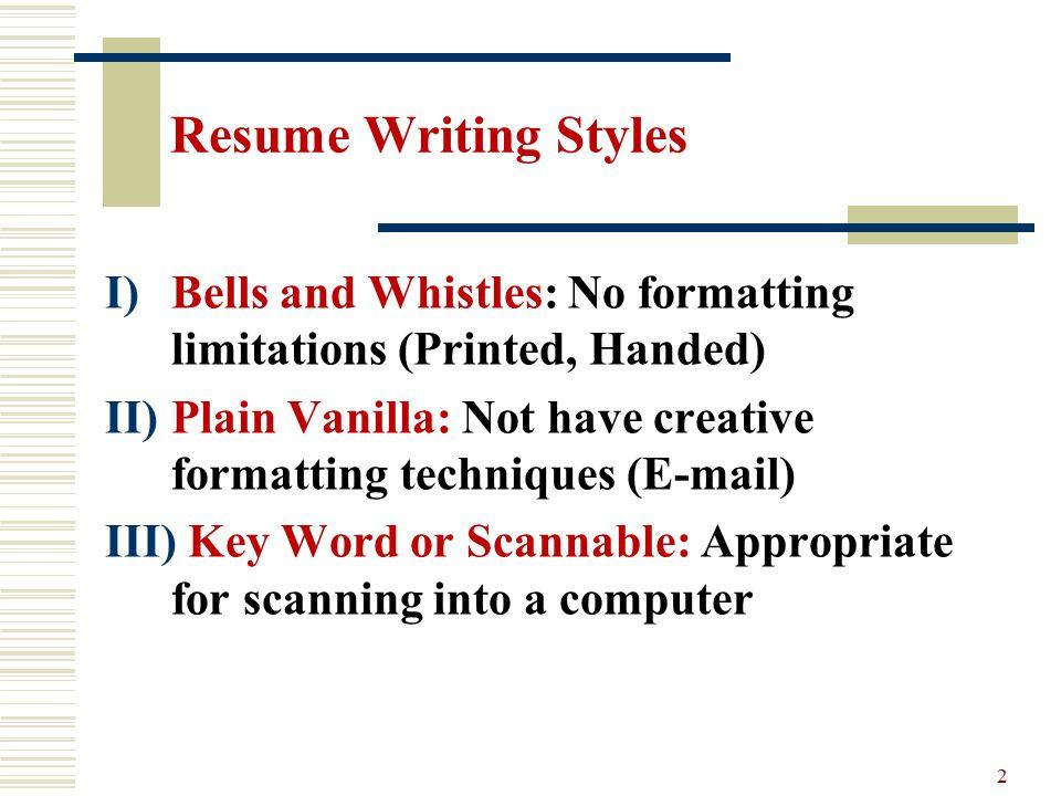 resume types functional - Onwebioinnovate