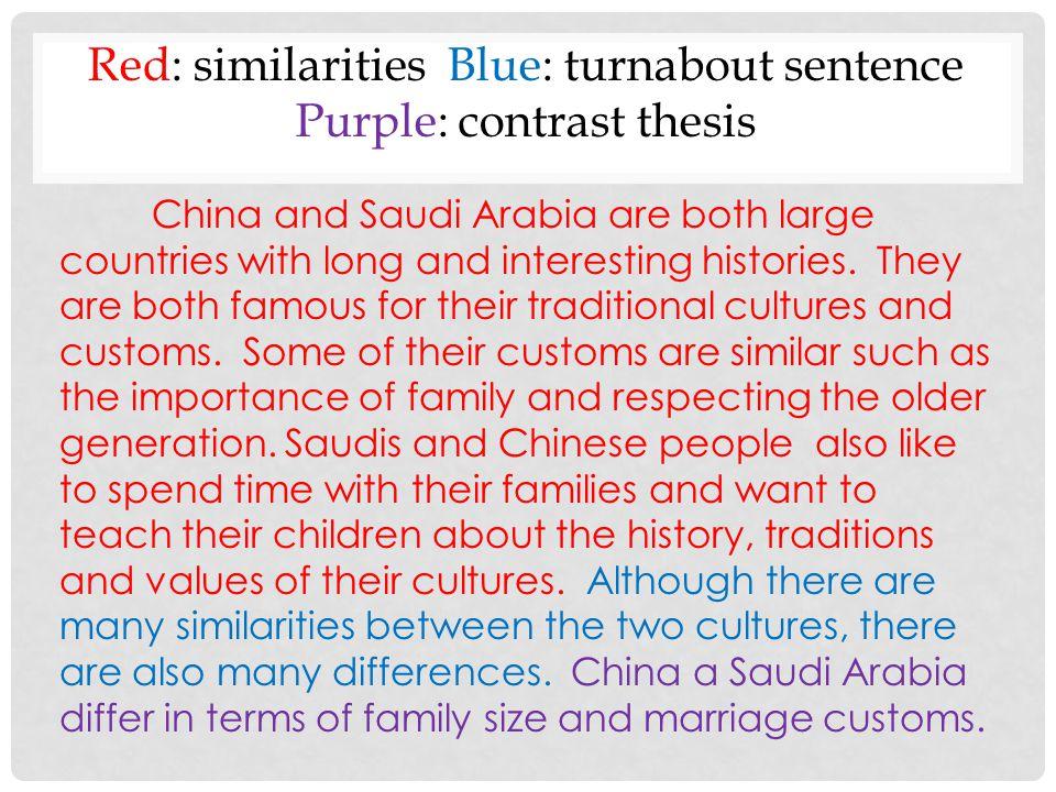 Thesis statement for comparison contrast essay  wwwmuzeum-cieplicepl