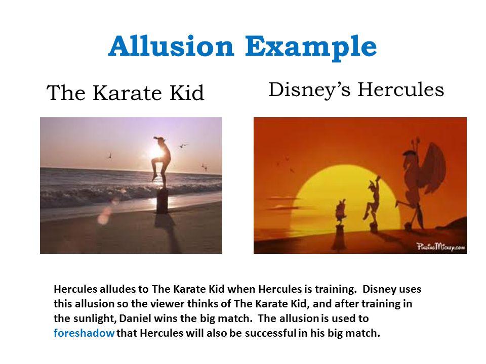 Allusions - Lessons - Tes Teach