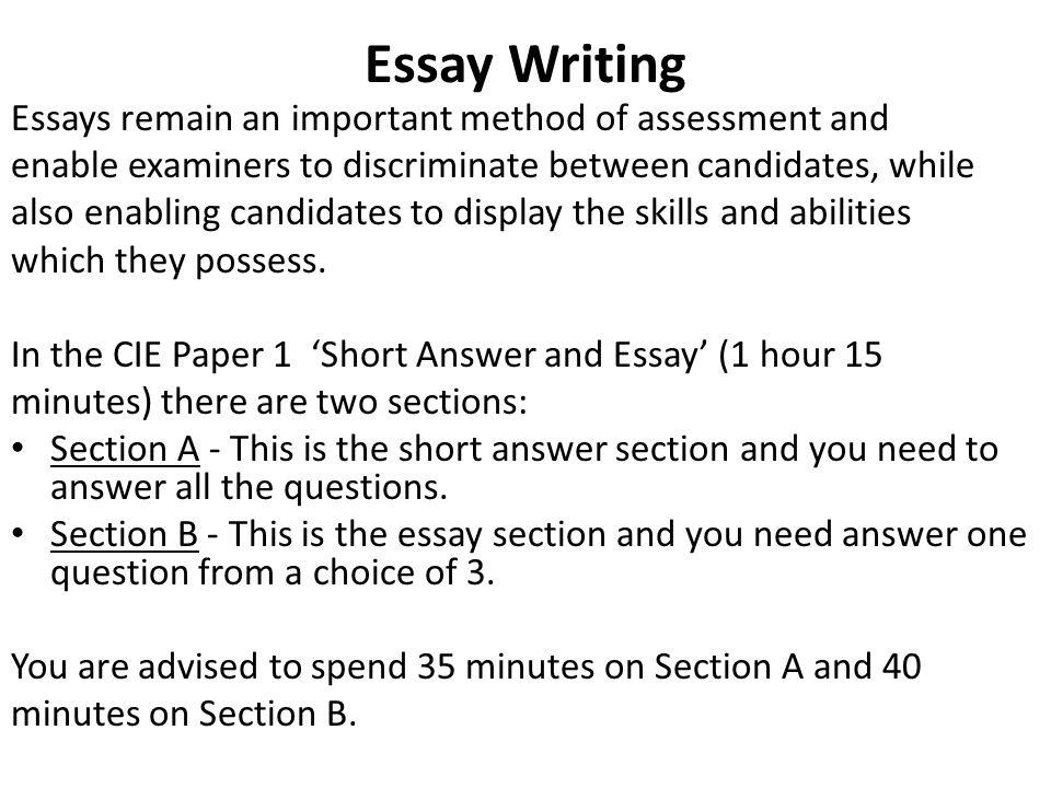 business essays asa level business studies essay writing mr spicer