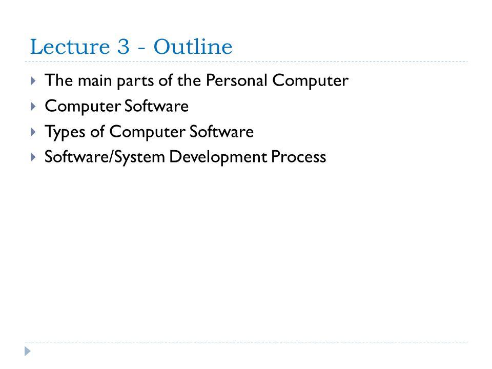 Computer Skills Preparatory Year Presented by LObead Alhadreti - computer software skills