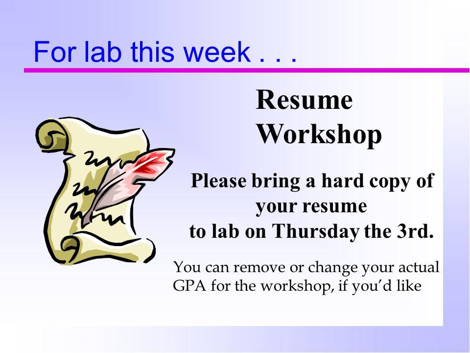 Hard copy of resume 3559033 - 1cashinginfo