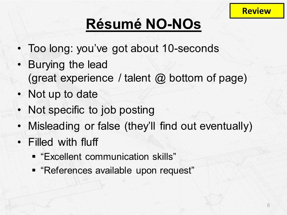 Resume No Nos Kicksneakers
