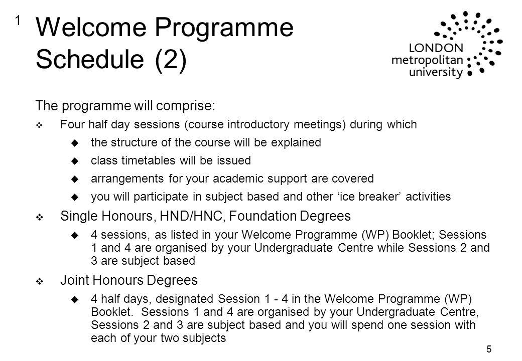 Welcome Programme 18 September to 26 September ppt download