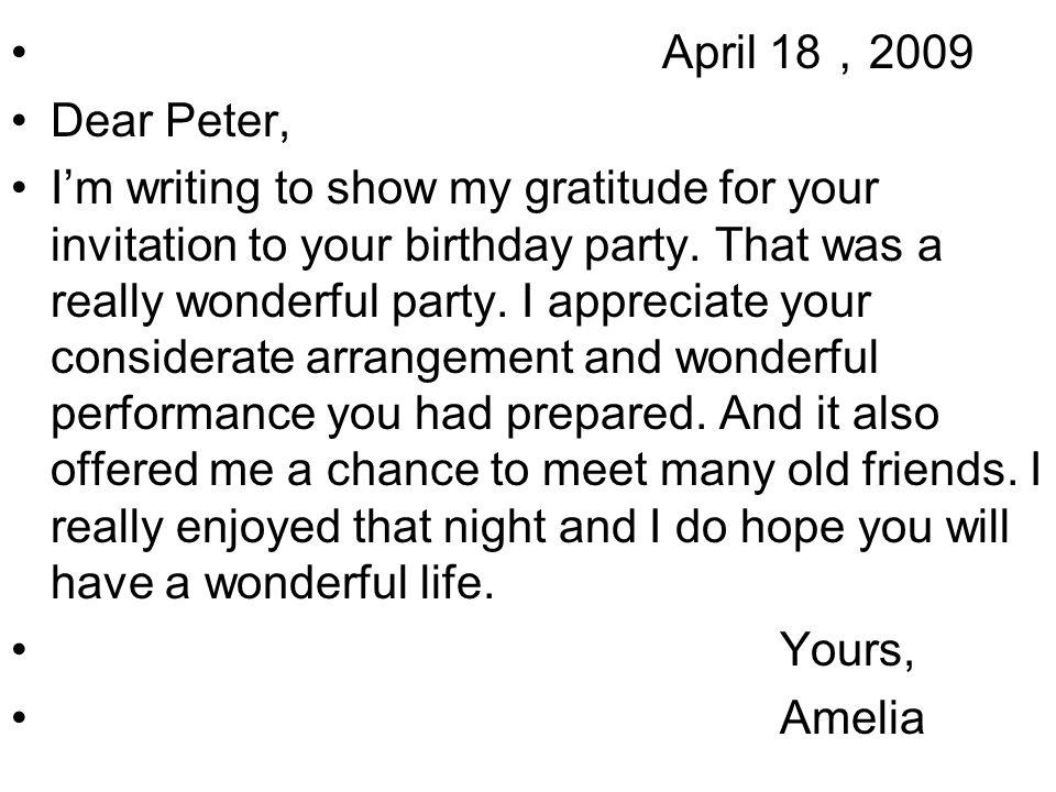 Birthday Invitation Letter Sample Cvresumeunicloudpl - Birthday invitation letter to a friend