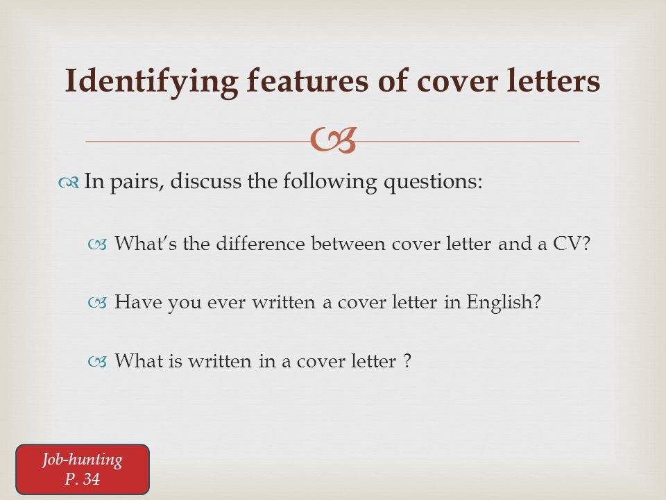 Professional Communication Skills Effective Cover Letters - ppt