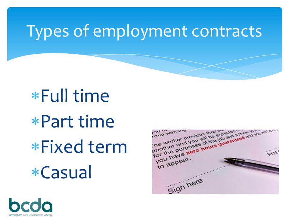 Understanding employment contracts  zero hours Mahtab Khan © Change