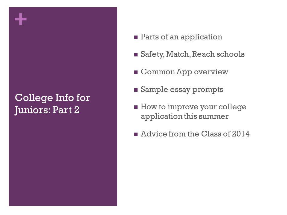 Write my common app college essay