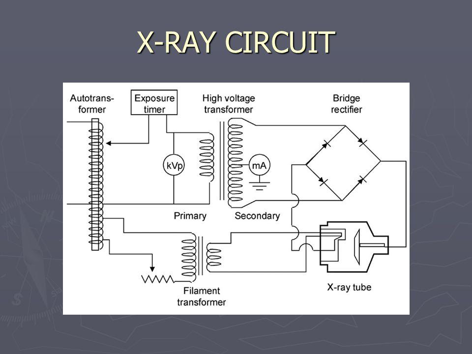 X Ray Circuit Diagram Wiring Diagram