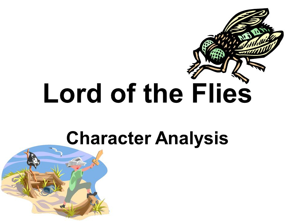 lord of the flies thesis statement