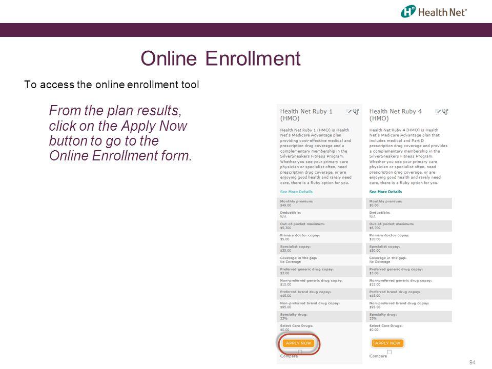 Janis E Carter Health Net Health Net Medicare Advantage Sales - medicare application form