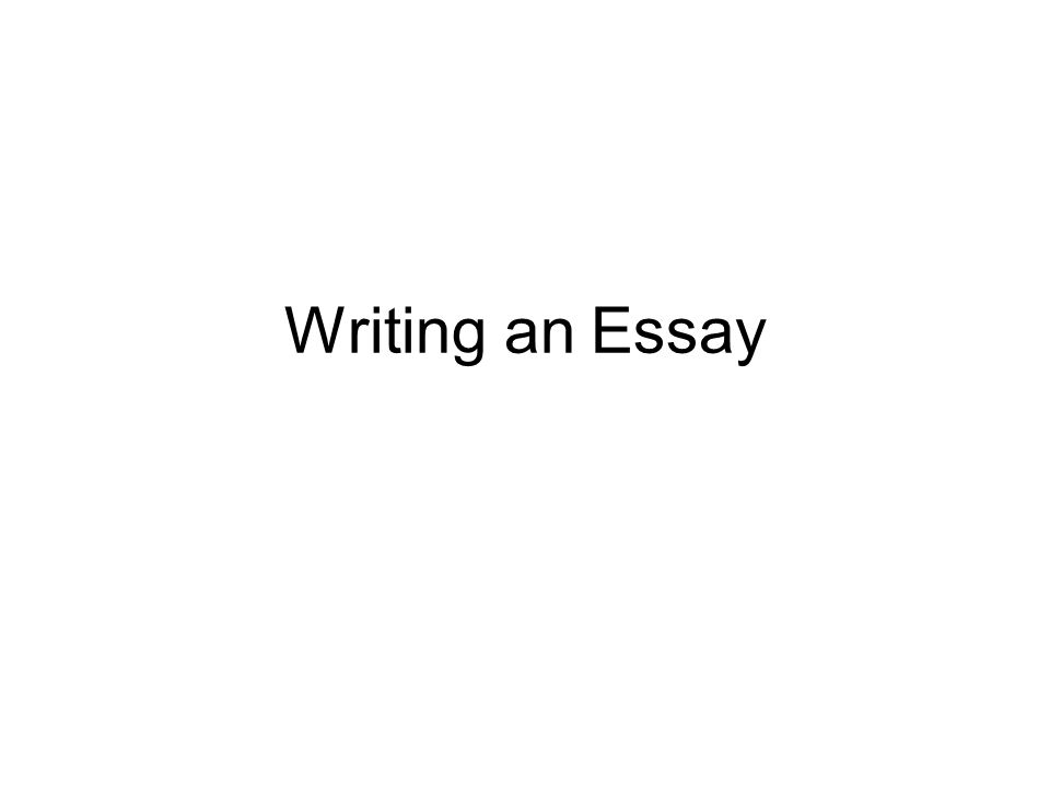 Writing an Essay Structure of an Essay Introductory Paragraph - essay introductory paragraph