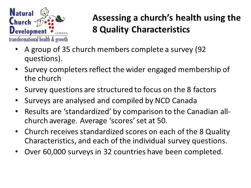 church survey - Jolivibramusic