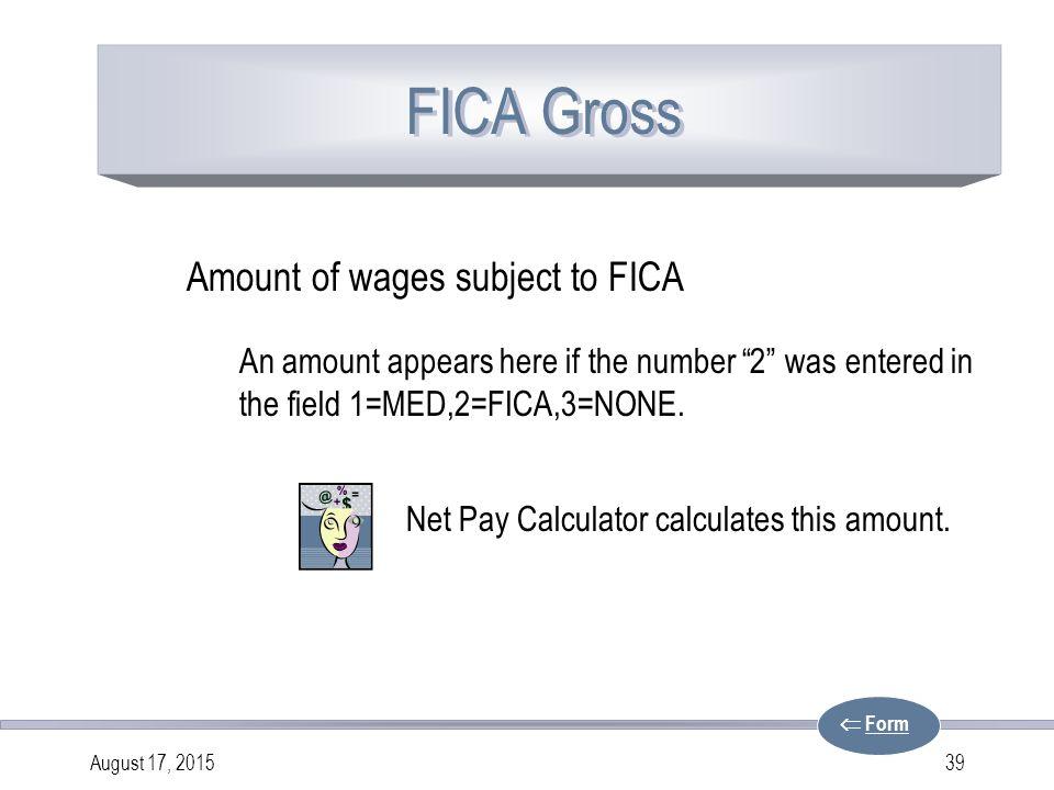 Net Pay Calculator PowerPoint Presentation Next  - ppt download - net pay calculator