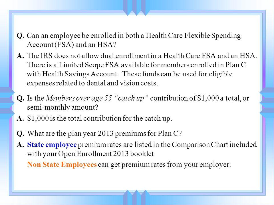 Introducing Plan C  the Health Savings Account (HSA) Plan Design