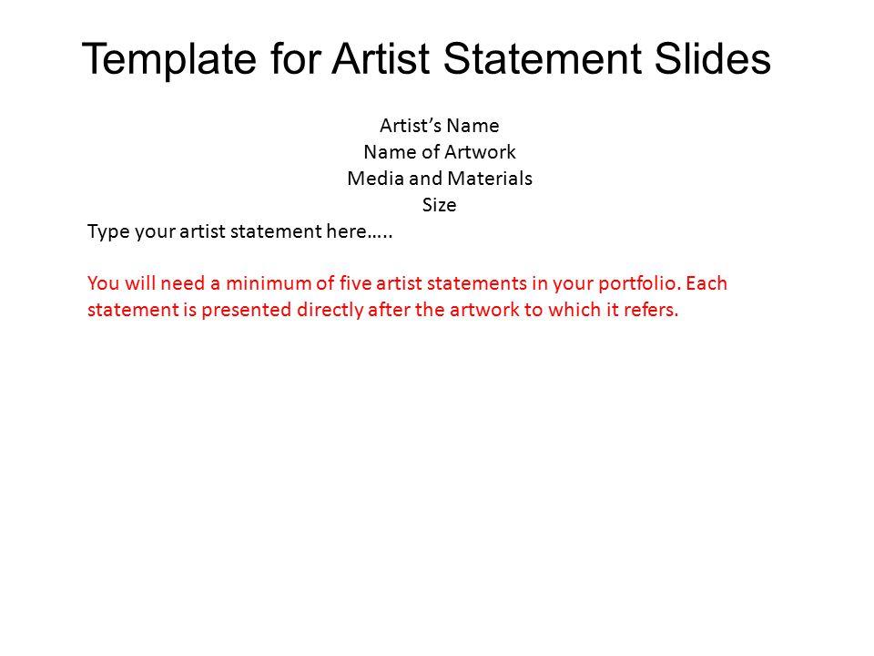 Title Slide Name Art II/ Intermediate Art Date Any original design