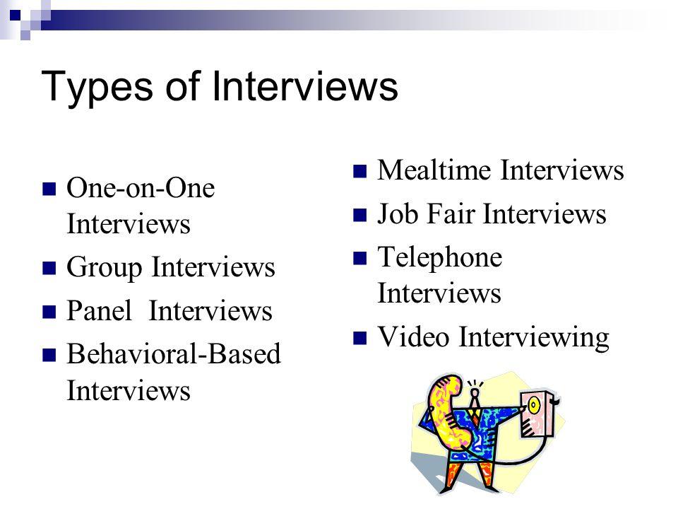 Behavioral Based Interviewing cvfreepro