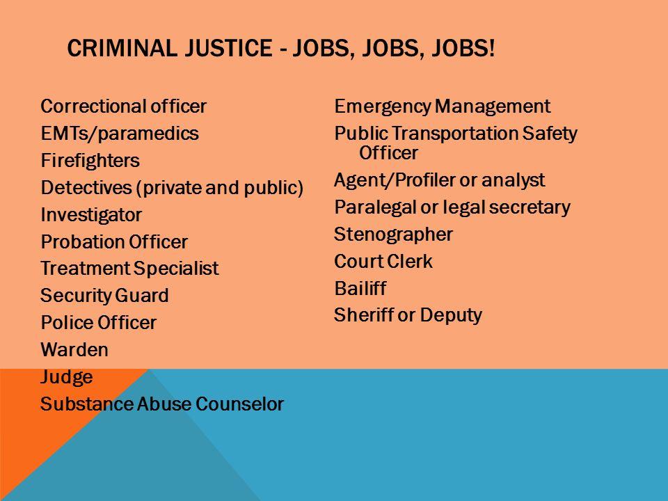 detectives jobs - Josemulinohouse