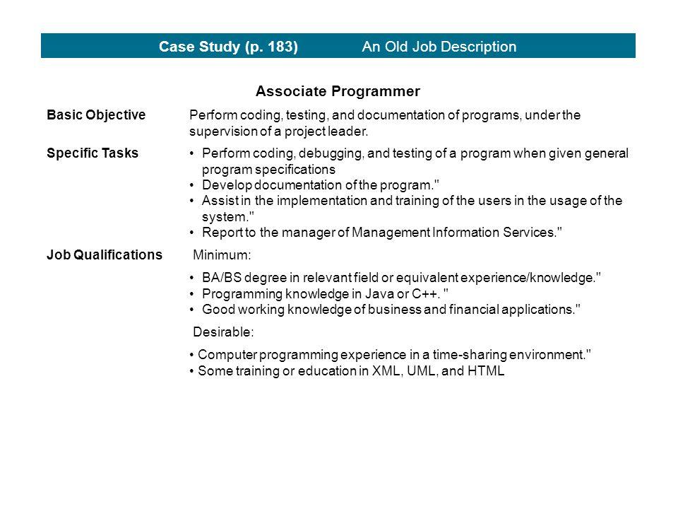 Sample of a Z Vm System Programmer Resume Format t