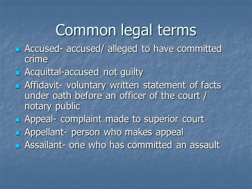 Forensic or Legal Medicine Forensic or Legal Medicine( forensic \u003d of - affidavit statement of facts