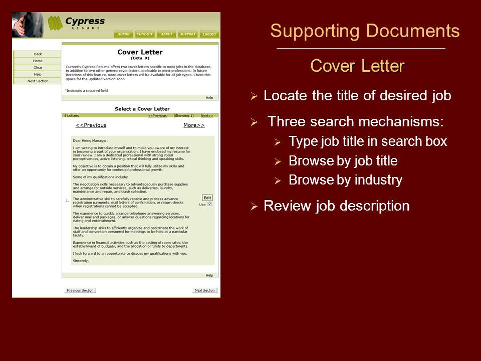 The Online Resume Builder Digital media by \u201cWorld Trade Press has