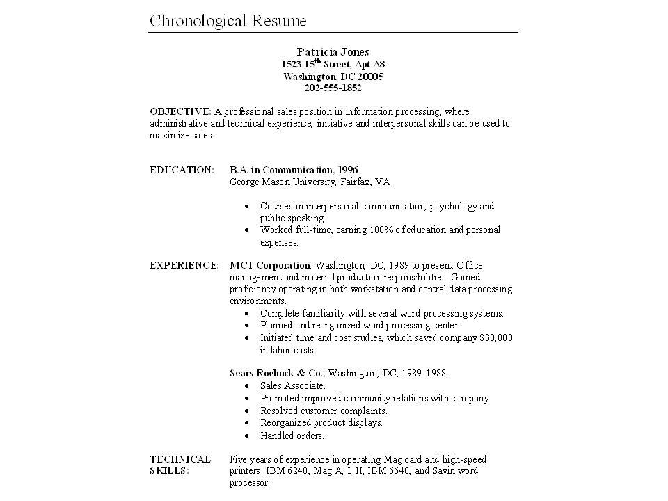 Resumes- Make em\u0027 Sizzle! - ppt download