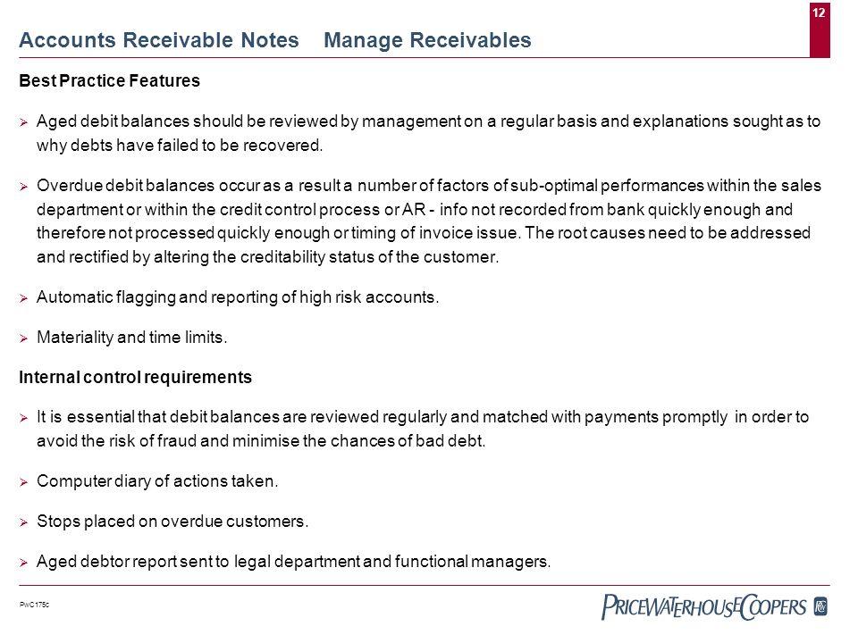 Best Practice Financial Processes Accounts Receivable - ppt download