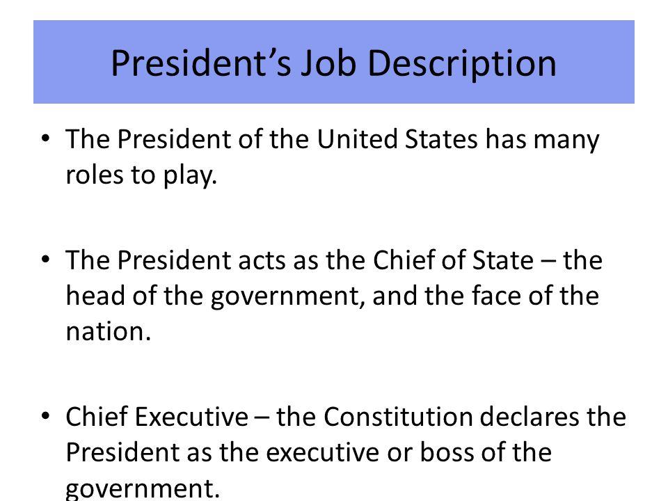 President Job Description Vice President Of Marketingposition
